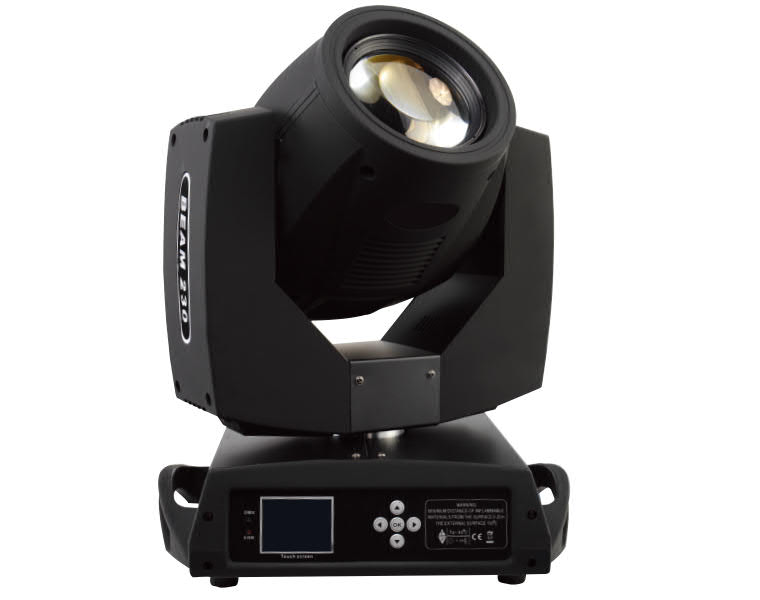 XC-F-005 7R 230W Touch Screen Beam Moving Head Light