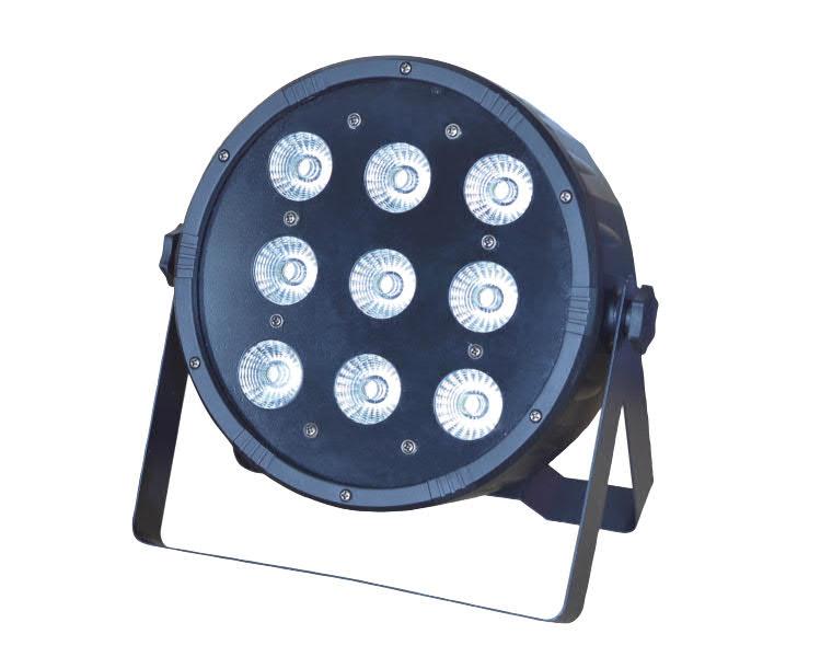 XC-H-016 9颗  LED圆帕
