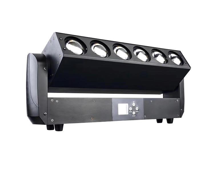 XC-C-046  LED Six-head Focus Moving Head