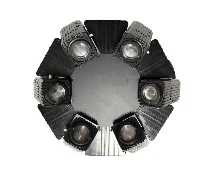 XC-C-044  Six-claw Moving Head Light