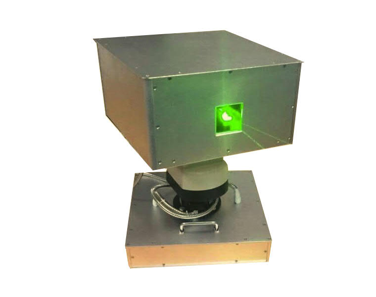 XC-A-007 Large Outdoor Single Green Laser Light